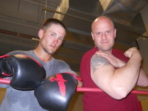Boxing classes in Poughkeepsie
