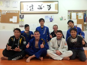 Precision MMA at Tri-force Gotanda